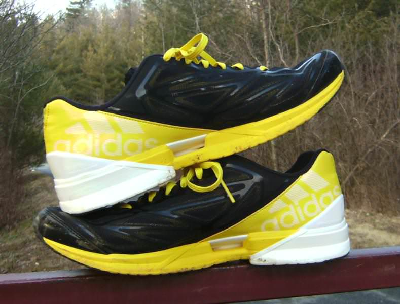 Adidas Crazy Fast Obermaterial